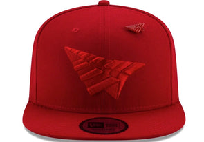 Paper Plane Cypress Crown Old School Snapback
