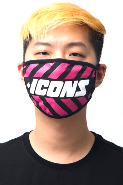 Hudson Nyc Icons Face Mask