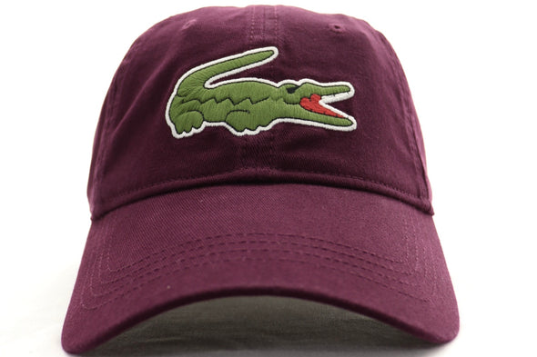 Lacoste Big Gator Dad Hat - ECtrendsetters