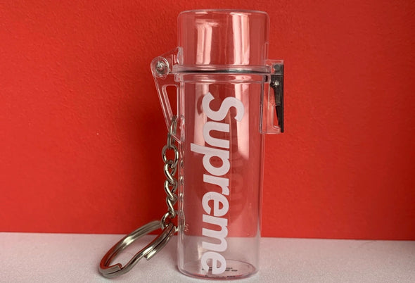 Supreme Waterproof Lighter Case Keychain - ECtrendsetters