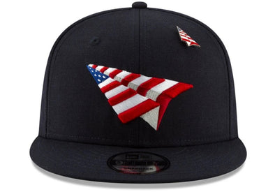 Paper Plane American Dream Crown Snapback