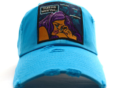 Take Me With You Dad Hat - ECtrendsetters