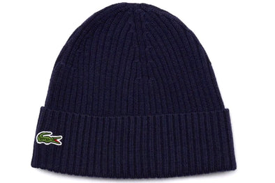 Lacoste Ribbed Beanie - ECtrendsetters