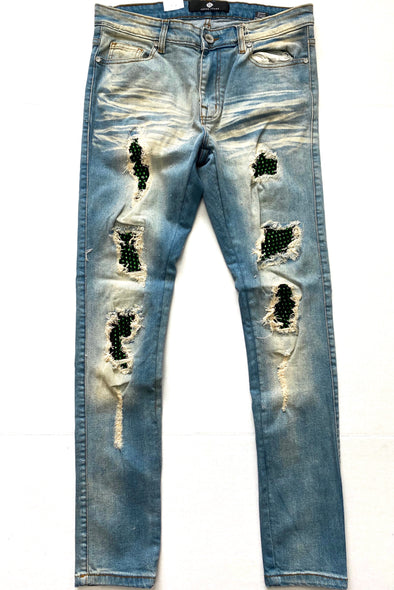 Focus Ripped Stone Denim - ECtrendsetters