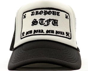 Drop Out Stfu Trucker Hat - ECtrendsetters