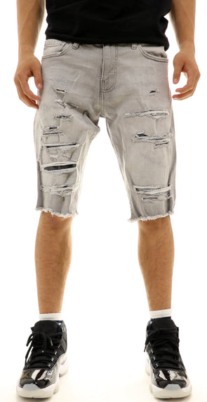 Jordan Craig Abyss Denim Short