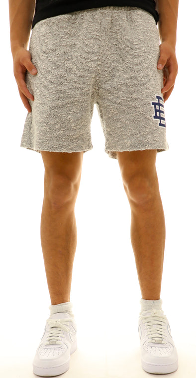 Eric Emanuel EE Basic Boucle Grey/Navy Short - ECtrendsetters