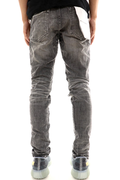 Jordan Craig Moto Ribbed Denim