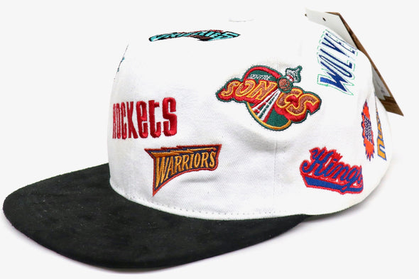 Mitchell & Ness All Over DeadStock West Snapback - ECtrendsetters