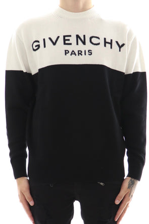 Givenchy Two Tone Cashmere Sweater - ECtrendsetters