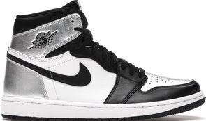 Air Jordan 1 High Og Silver Toe Wmns