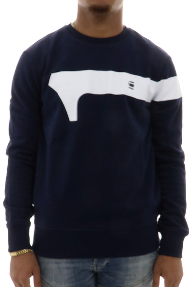 G-Star Graphic 13 Crewneck Sweatshirt