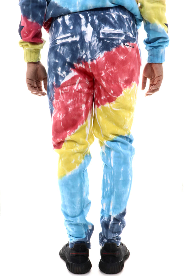 Iroochi House Wins Tie Dyed Jogger - ECtrendsetters
