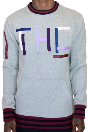 Thc Threaded THC Sweatshirt - ECtrendsetters