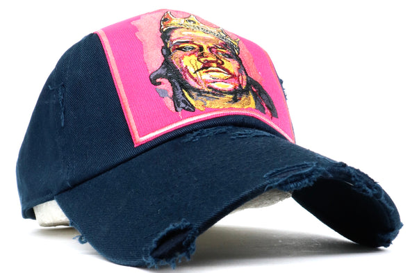 Biggie Crown Dad Hat - ECtrendsetters