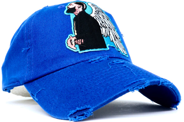 Nipsey Wing Dad Hat - ECtrendsetters