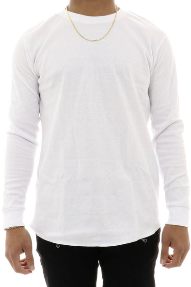 Rich Cotton Fitted Thermal - ECtrendsetters
