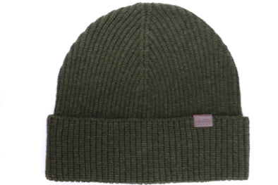 Rich Cotton Ribbed Beanie - ECtrendsetters