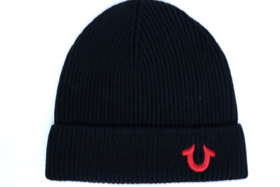 True Religion Ribbed Beanie - ECtrendsetters