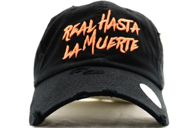 The Real Hasta Muerte Dad Hat - ECtrendsetters