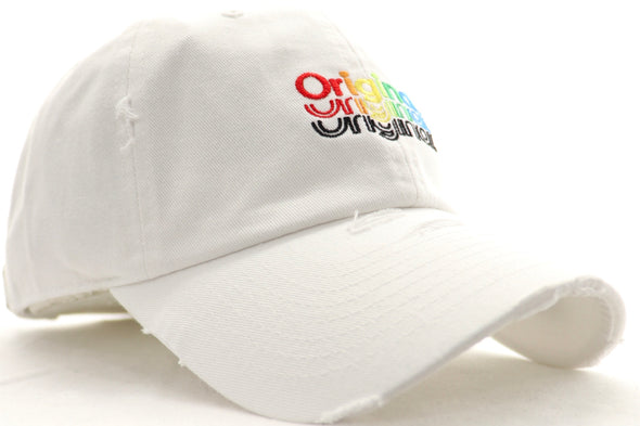 Original Colorful Dad Hat - ECtrendsetters