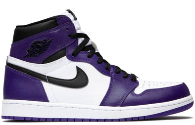 Air Jordan 1 Retro High Court Purple - ECtrendsetters