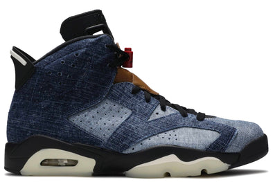 Air Jordan 6 Retro Washed Denim