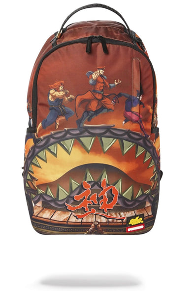 Sprayground Street Fighter : Villains On The Run Backpack - ECtrendsetters