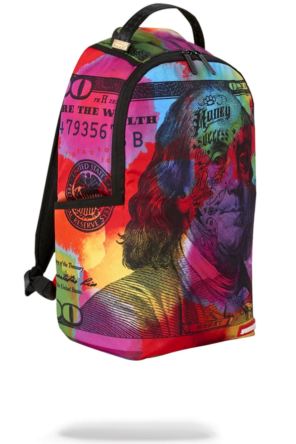 Sprayground Color Waves Backpack - ECtrendsetters