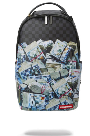 Sprayground New Money Backpack - ECtrendsetters