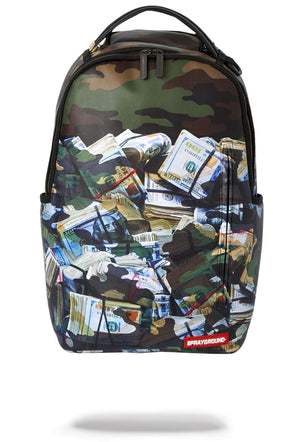 Sprayground Tough Money Backpack - ECtrendsetters