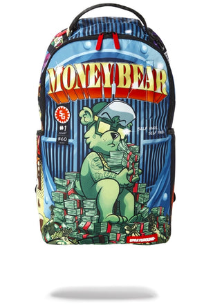 Sprayground Money Bear : The Money Shot Backpack - ECtrendsetters