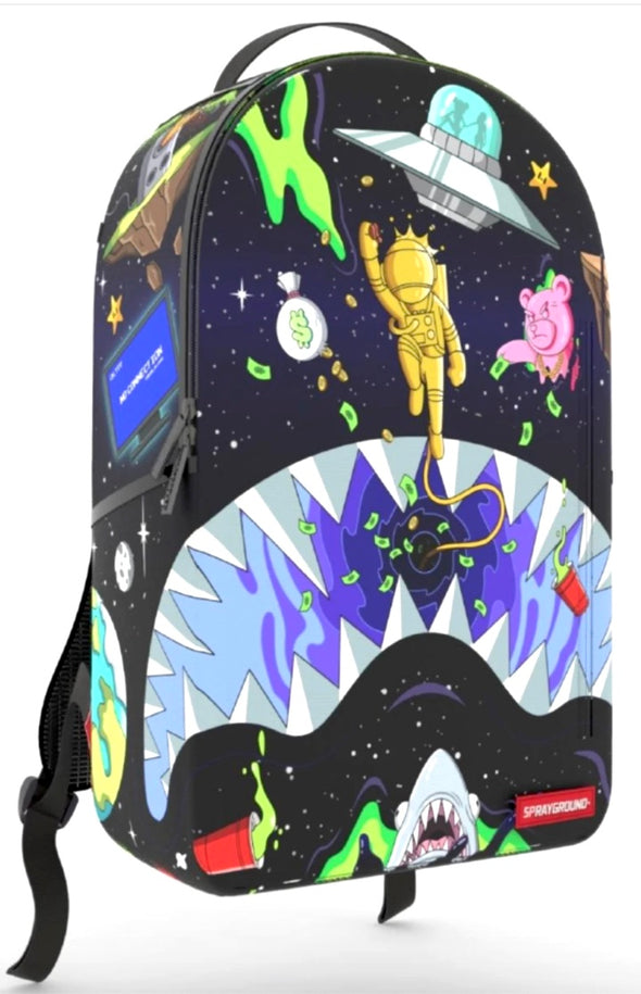 Sprayground Astro Party Backpack - ECtrendsetters