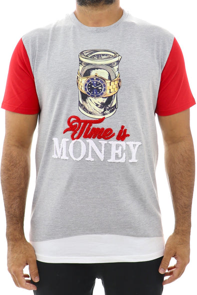 Focus Time Is Money T-Shirt