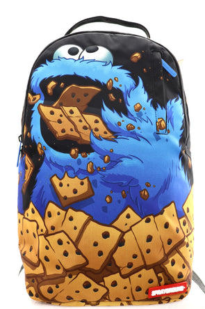 Sprayground Cookie Monster : Cookie Dough Backpack - ECtrendsetters
