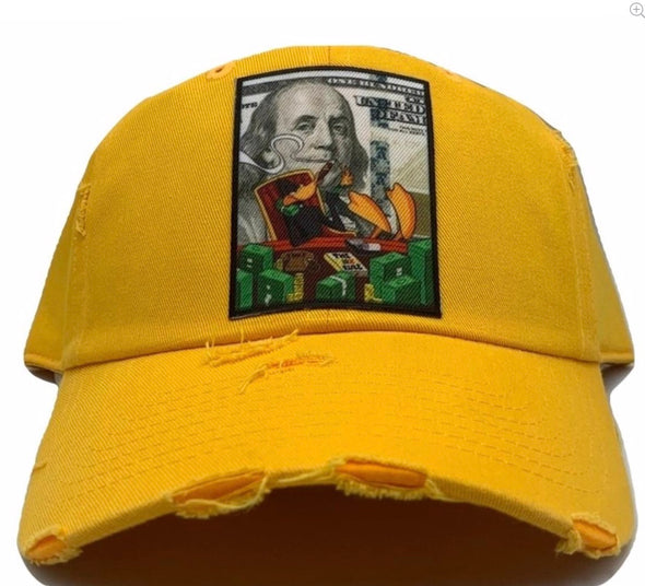 Money The Duck Chino Dad Hat - ECtrendsetters