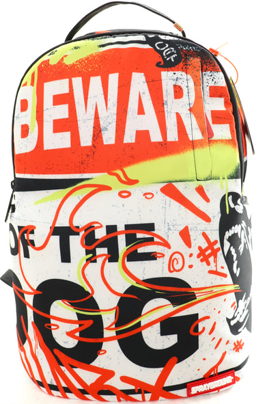 Sprayground Beware Of The Dog Backpack - ECtrendsetters
