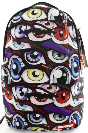 Sprayground All Eyes On You Backpack - ECtrendsetters