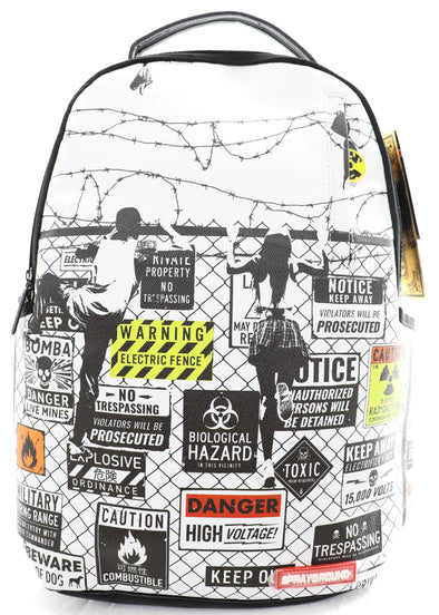 Sprayground We Are The Kids That UR Parents Warned  U About Backpack - ECtrendsetters