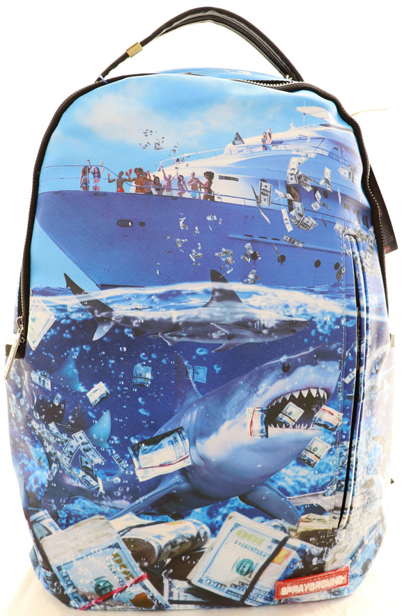 Sprayground The Shark Of Wall Streets Backpack - ECtrendsetters