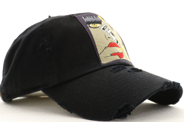 Red Lips Dad Hat - ECtrendsetters