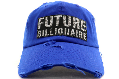 Future Billionaire Dad Hat - ECtrendsetters