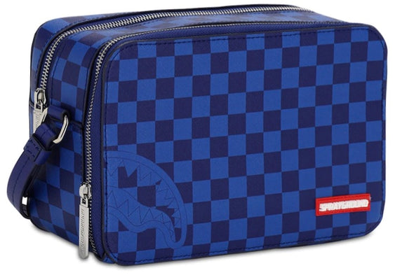 Sprayground Sharks In Paris Toiletry Case - ECtrendsetters