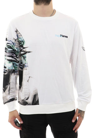 Paper Planes Twisted Story Sweatshirt - ECtrendsetters