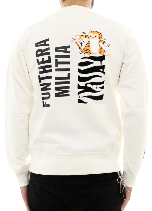 Bape Zip Shark Mouth Crewneck Sweatshirt - ECtrendsetters