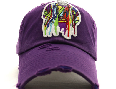 Biggie In Coogi Dad Hat