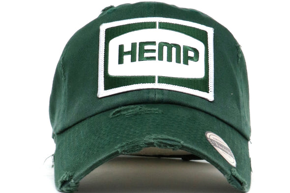 Hemp Dad Hat - ECtrendsetters