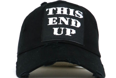 This End Up Dad Hat - ECtrendsetters