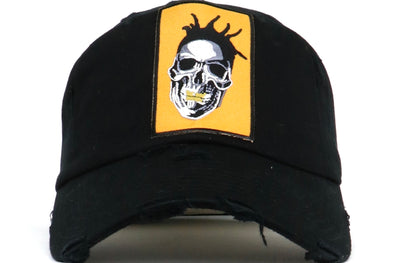 Skull Picture Dad Hat - ECtrendsetters