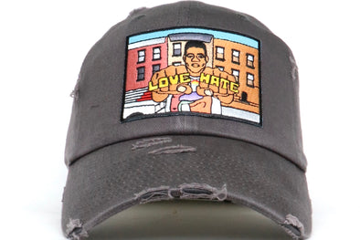 Love Hate Dad Hat - ECtrendsetters